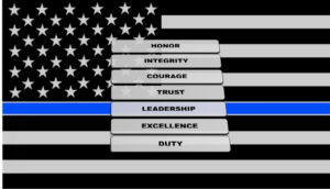 Port Jervis Police Department Core Values