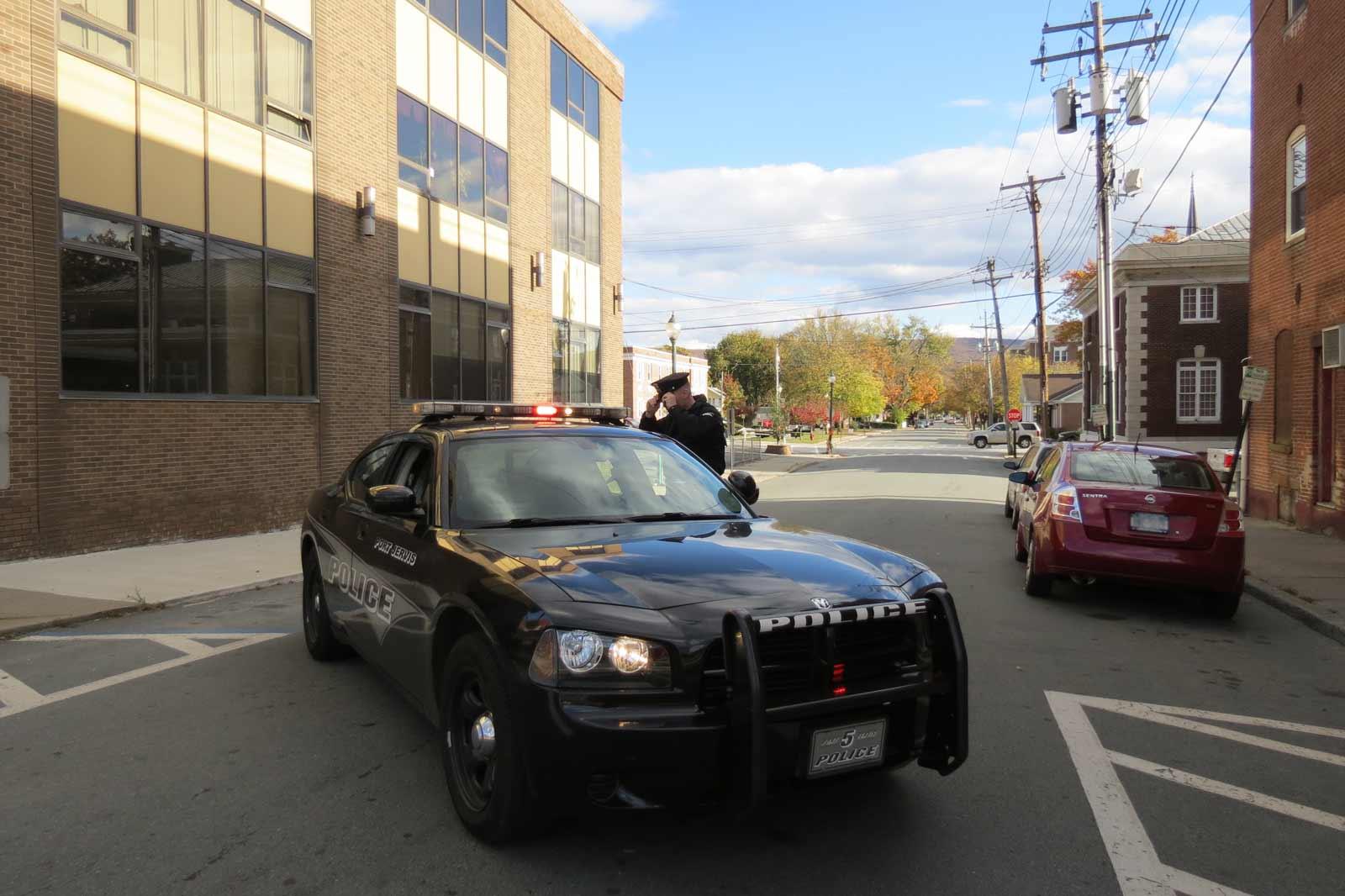 PJPD Police Banner