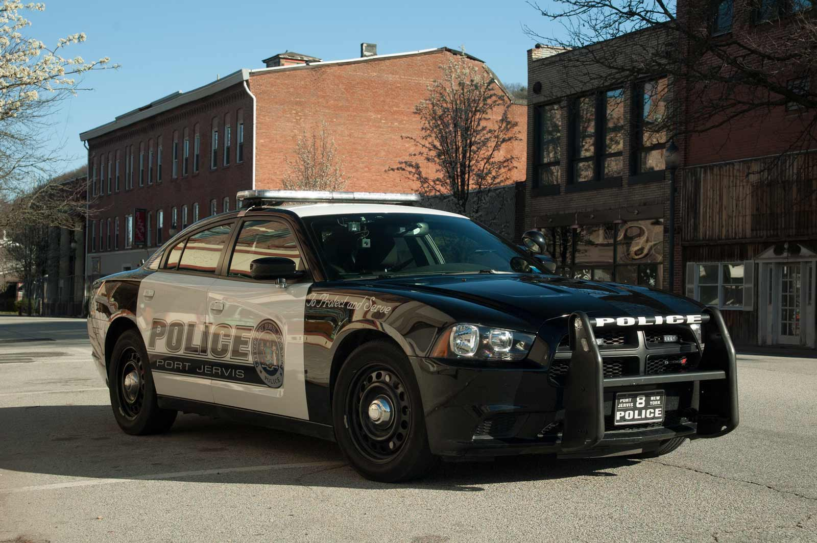 PJPD Police Car