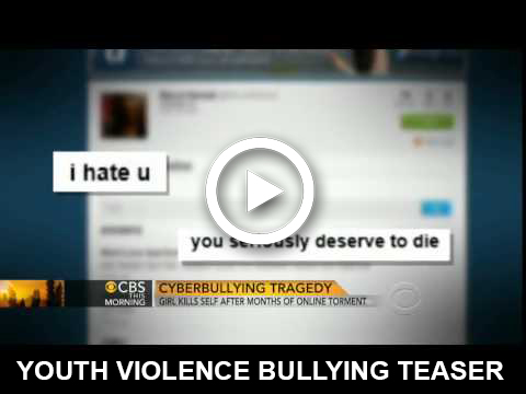 Youth violence, bullying video teaser