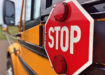 School Bus - School is Open - Drive Carefully