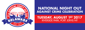 Port Jervis National Night Out