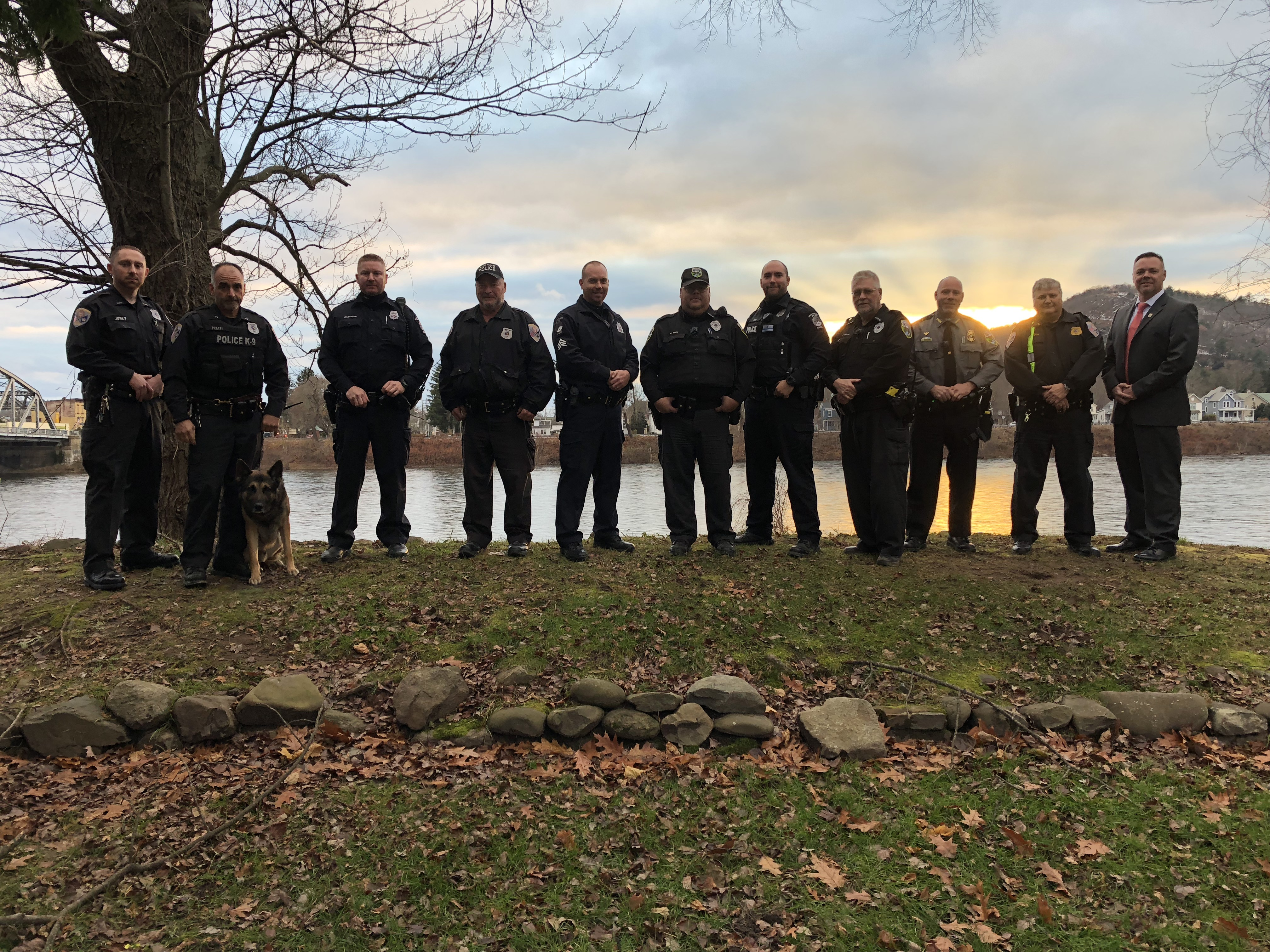 "PJPD participate in ""Cops for a Cure"""