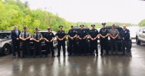NY PA police officers